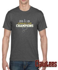 2019 Stanley Cup Champions St Louis Blues posh T shirt