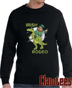 Irish Rodeo posh sweatshirt