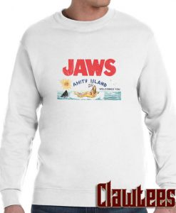 JAWS Billboard posh sweatshirt