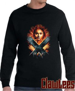 Jean Grey Darkside posh sweatshirt