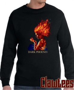 Jean Grey X-men posh sweatshirt