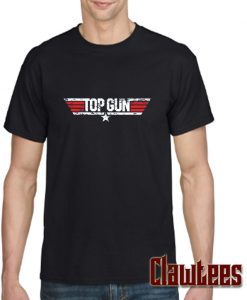 Top Gun posh t SHirt