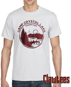 1980 Camp Crystal Lake Counselor Posh T Shirt