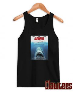 JAWS Movie Poster Posh Tanktop