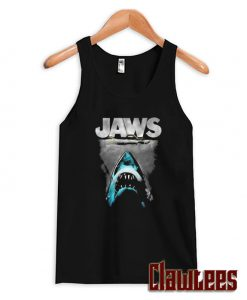 Jaws Movie Posh Tanktop