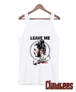 Rapper Post Leave Me Malone Posh Tank Top