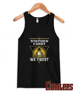 Stephen Curry New Tank Top