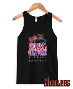 Thank you for the memories Stranger Things Tank Top