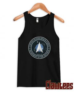 US Space Force USSF Official Logo Tank Top