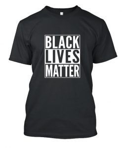 Black Lives Matter Nice LT T Shirt