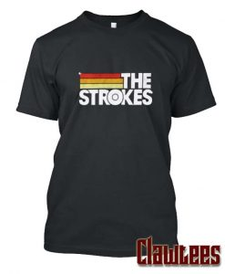 The Strokes Rock Band Unisex adult T shirt