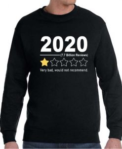 2020 very bad would not recommend funny Posh Sweatshirt