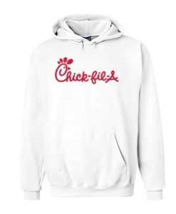 Chick Fil A Posh Graphic Hoodie